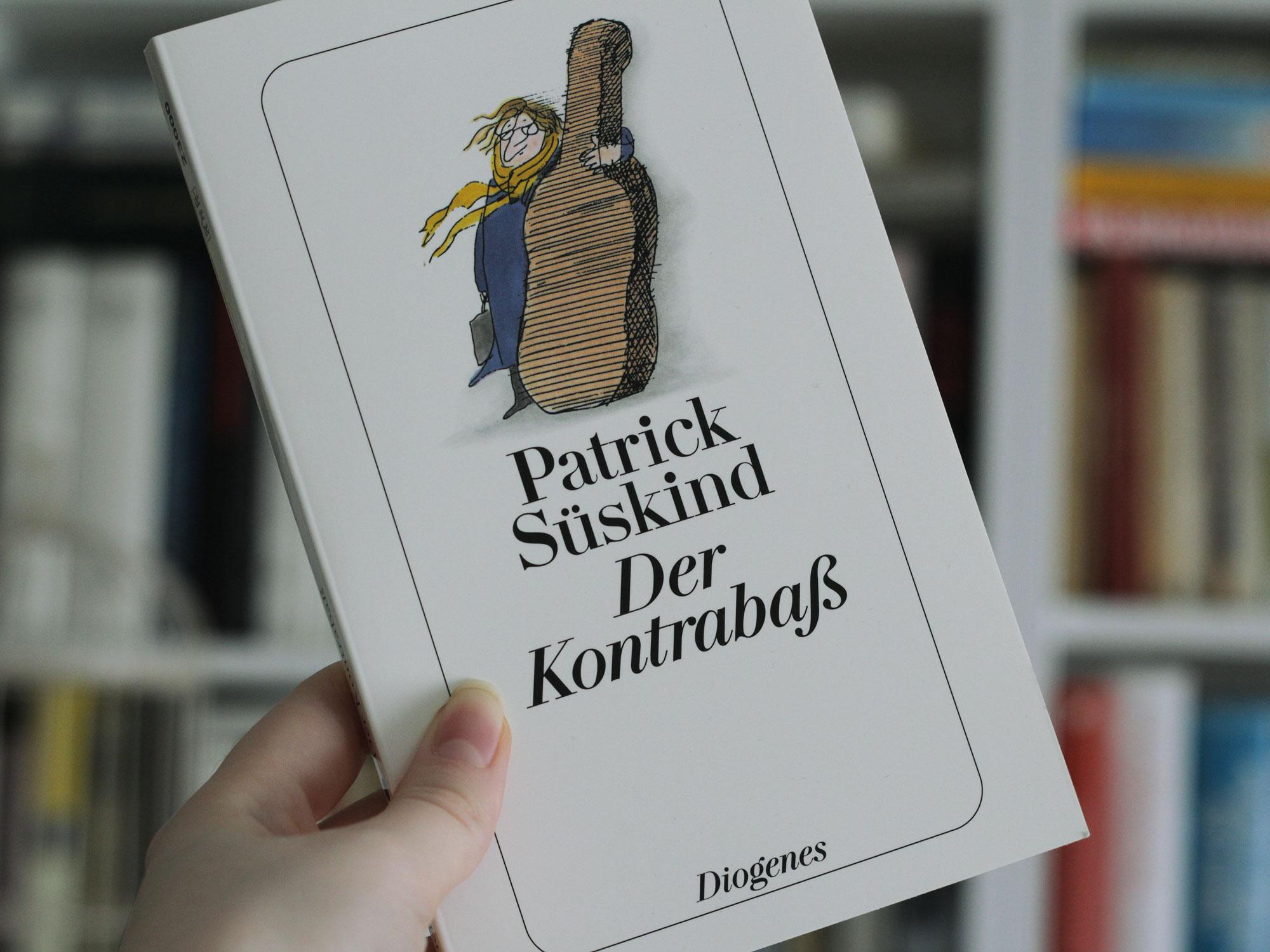 Patrick Süskind – der Kontrabaß